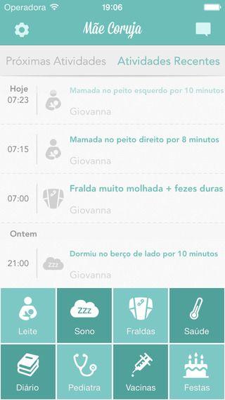 5 apps imprescindives para as mães