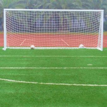 ของดี  Football Soccer Goal Post Nets Sport Training Practice outdoorMatch - intl  ราคาเพียง  1,021 บาท  เท่านั้น คุณสมบัติ มีดังนี้ 100%brand new and high quality Material:polypropylene + Cotton blended Quantity:1pc Color:White Size:2.44m x 7.25m /8 x 24FT ( H x W ) APPROX SizeRecommendations Teenager/Adult: 16 x7 (ft). Style: FootballSoccer Goal Post Nets For Sports Training Practice OutdoorMatch Highimpact, flexible, light and easy to assemble Forsoccer, perfect for football practice and…