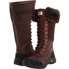 UGG Adirondack Tall Obsidian - Zappos.com Free Shipping BOTH Ways  I want these...