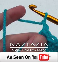 learn how to crochet chain single crochet double half round circle ring