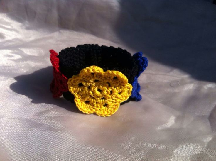 Brățara tricolor