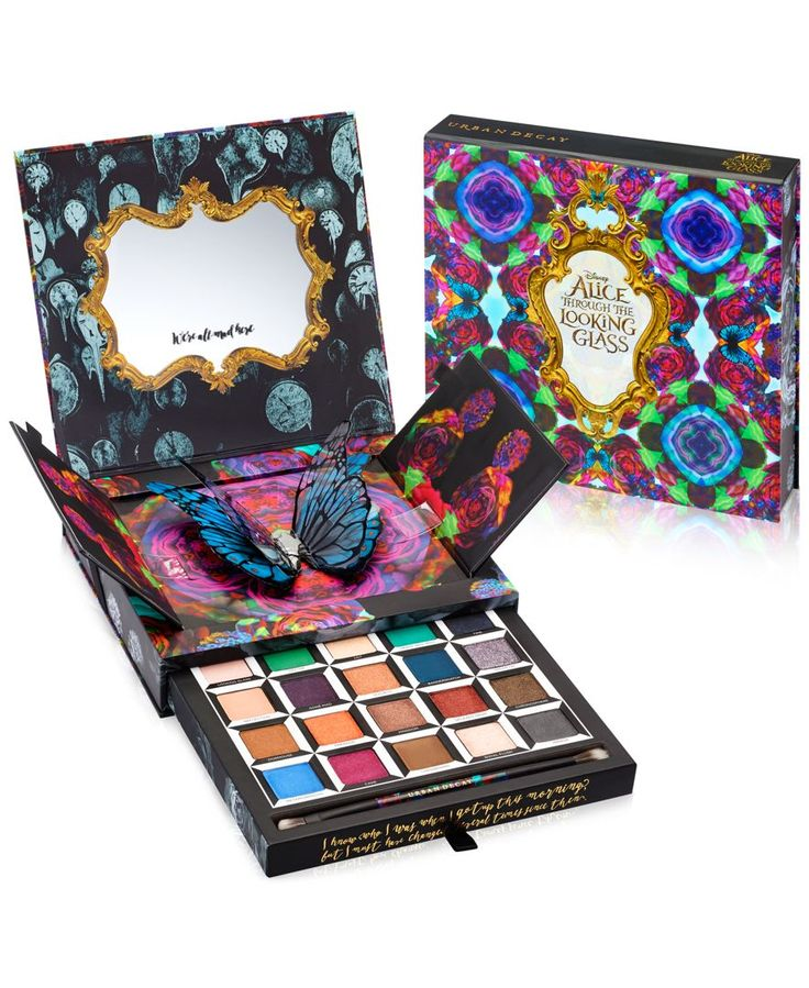 Urban Decay Alice thru the Looking Glass Palette - Limited Edition