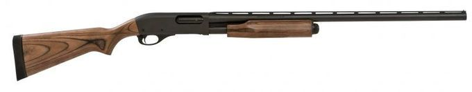 "Remington 870 Express Magnum 12/76 28"", laminaattitukki"