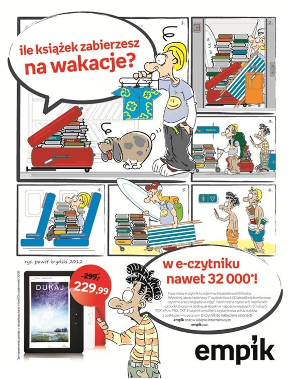 Cała biblioteka w kieszeni ;)  //  The whole library In Your pocket ;)