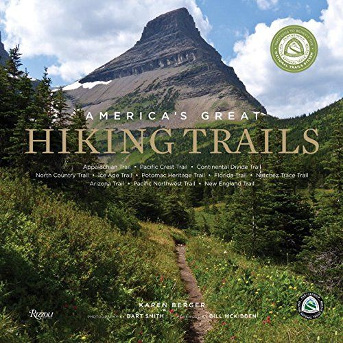 America's Great Hiking Trails: Appalachian, Pacific Crest, Continental Divide, North Country, Ice Age, Potomac Heritage, Florida, Natchez Trace, Arizona, Pacific Northwest, New England by Karen Berger http://smile.amazon.com/dp/0789327414/ref=cm_sw_r_pi_dp_wjK1tb0W1VENRES2