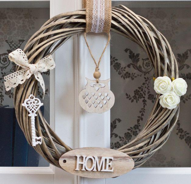 7 besten deko haust r sommer bilder auf pinterest sommer bastelei und basteln. Black Bedroom Furniture Sets. Home Design Ideas