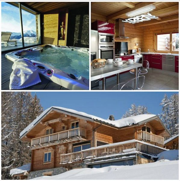 Fijne ski-chalets met vrienden of familie