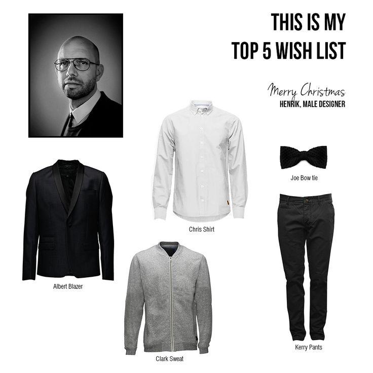 My top 5 wish list! - Minimum