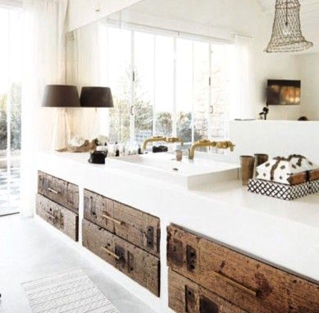 Love this for an island bench in the kitchen