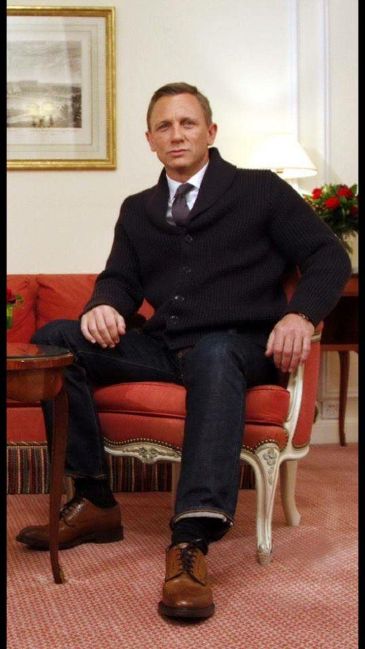 "@katekier | Tumblr - ""Daniel Craig ❤️ So good """