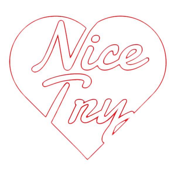 Nice Try Heart New Zealand