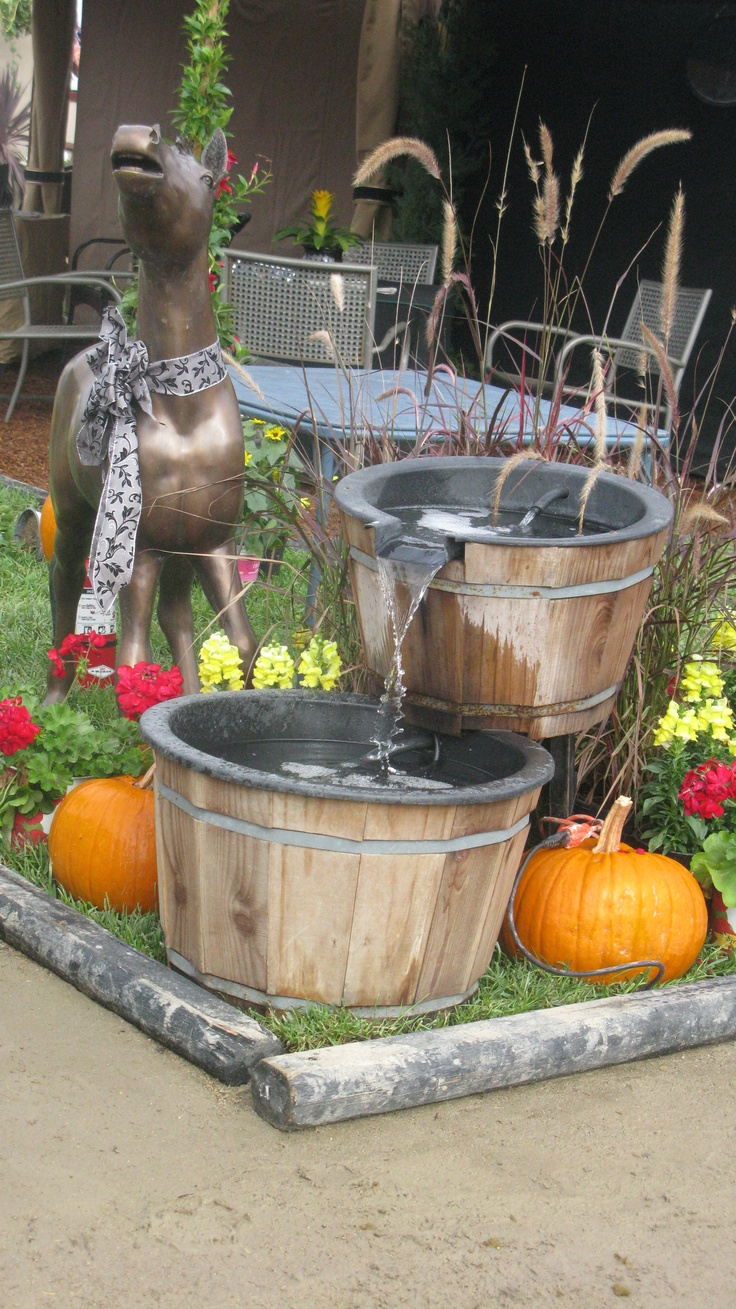 Water fountains charlotte nc - Water Feature Idea