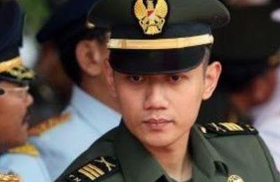Calon Gubernur Agus Harimurti Siap untuk Mundur dari TNI