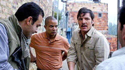 Narcos: season 2 episode 5 The Search Bloc gets a new leader. Javier loses faith in the system. Pablo brings Tata's brother Carlos down from Miami to cheer her up.