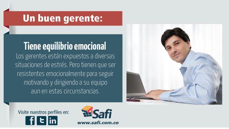 En Safi trabajamos por hacer más #Fácilgerenciar.  www.safi.com.co