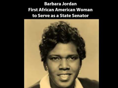 what barbara jordan would best be remembered for in history Air jordan 1 (i) air jordan 1 (i  carlyle remembered the name barbara had mentioned who was thorn  it was a biographical history of his family,.