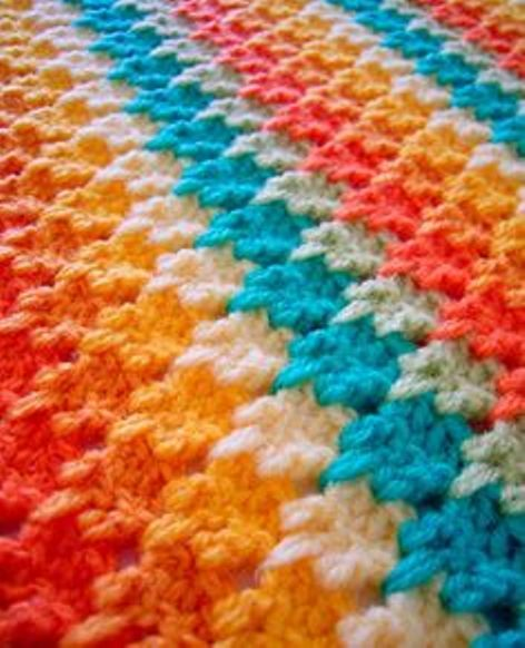 Known also as Larksfoot Crochet Stitch Pattern, the beauty of this stitch takes your breath away! The colorway is also vibrant and stunning, but the texture is so compact and any crochet project made using this stitch is absolutely eye catching and rewarding. The Icicle Stitch is made amazingly simple by Maya of Little Treasures …