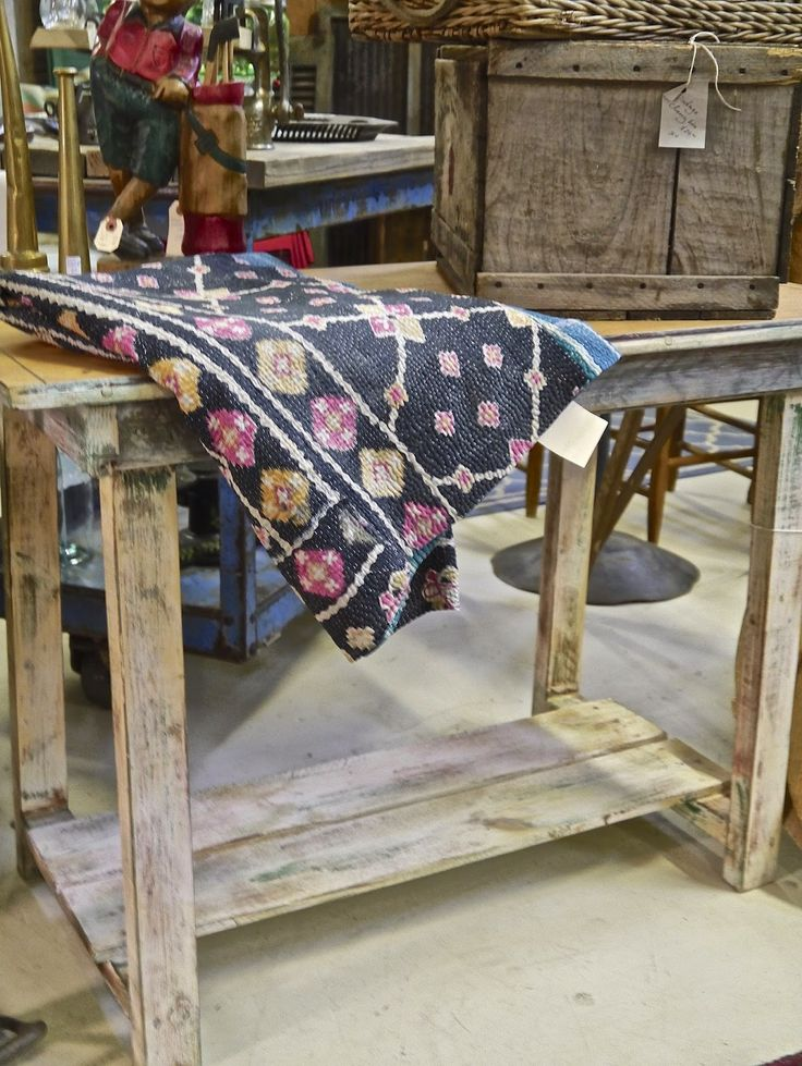 handmade table out of reclaimed wood - Farm Tables For Sale