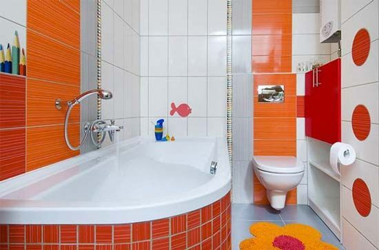 Envie d'une salle de bain pour votre enfant ? Aménagements, couleurs, meubles, accessoires déco, Inspirez-vous de nos idées et photos pour une salle de bain fonctionnelle et déco pourvotre enfant.