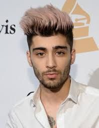Image result for zayn malik hairstyle