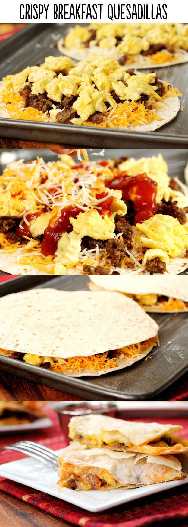 ... Need To Know About | Quesadillas, Breakfast and Breakfast Quesadilla