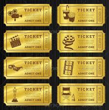 Image result for wording for golden ticket