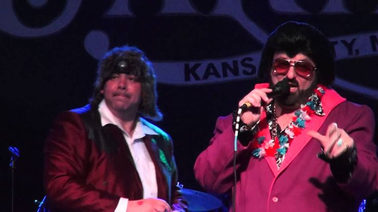Dread Zeppelin 4-1-16 Knuckleheads Kansas City (pt.3)