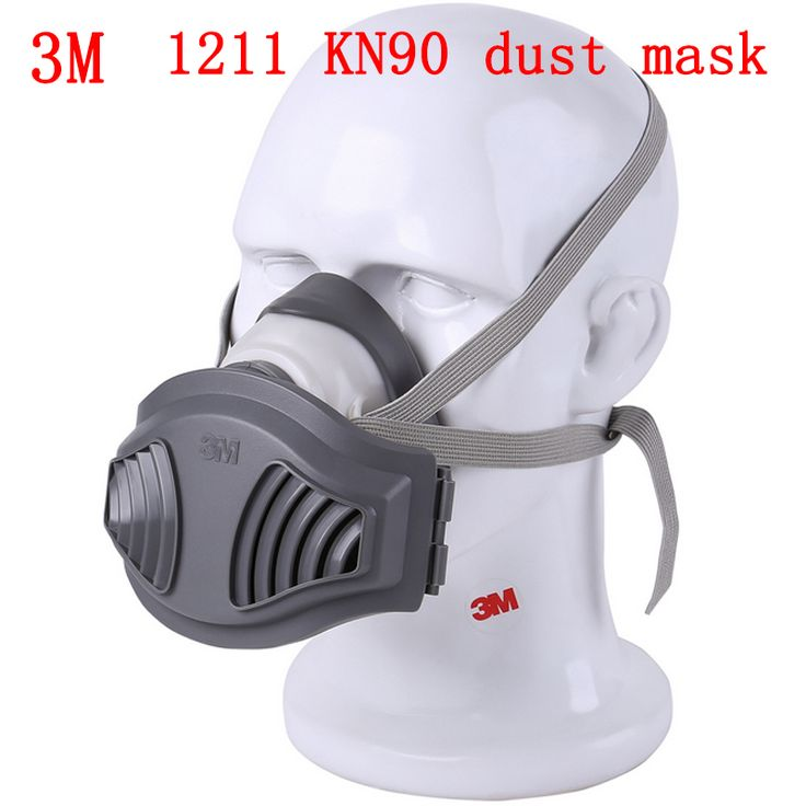 3M 2011 Genuine respirator dust mask pollen Cement dust microorganism PM2.5 anti dust mask industrial safety respirator mask