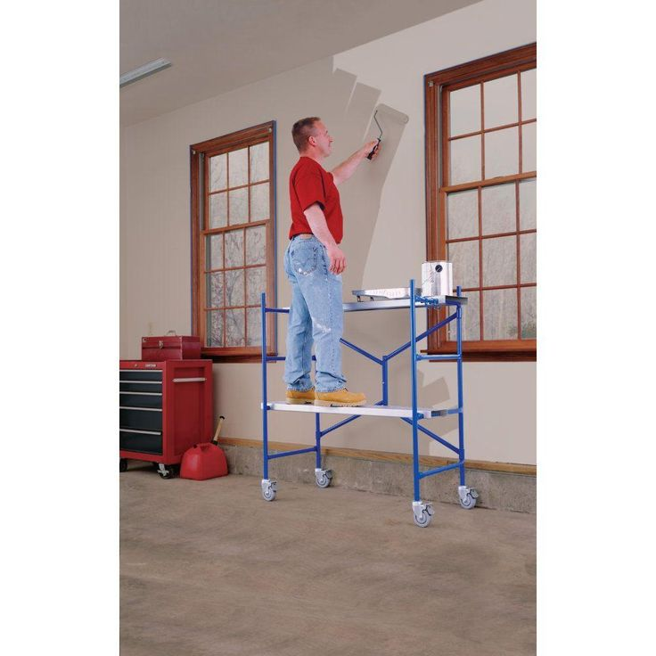 Rolling Scaffolding Home Depot : Best rolling scaffold ideas on pinterest scaffolding