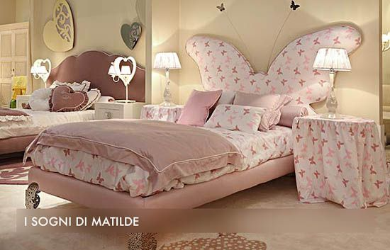 685 best fun furniture images on pinterest for Butterfly bedroom ideas