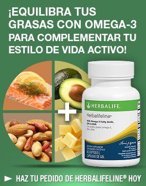 Omega 3 Herbalifeline Herbalife  Ordena rafael-vanessa.goherbalife.com/es-pr