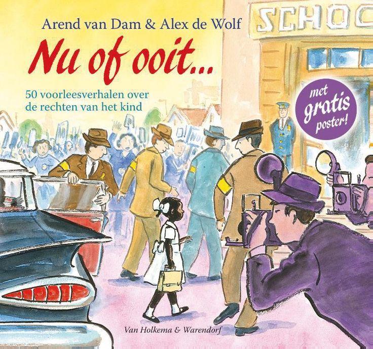 In vijftig (voor)leesverhalen laat Arend van Dam zien dat er in die tijd veel is bereikt, maar dat er tegelijkertijd nog veel werk aan de winkel is. In deze bundel gaat de lezer op reis en ontmoet hij in ieder verhaal één of meerdere kinderen. € 17,50