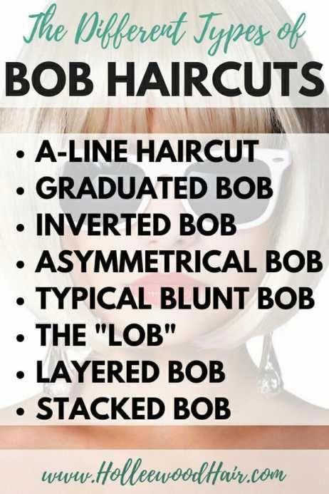 Bob Haarschnitte sind ein bisschen erstaunlich … aber kennen Sie den Unterschied zwischen einem Absolventen …