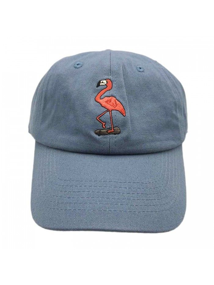 f0dd9d14d2c SY Baseball Cap Flamingo Small Embroidered Dad hats Adjustable ...