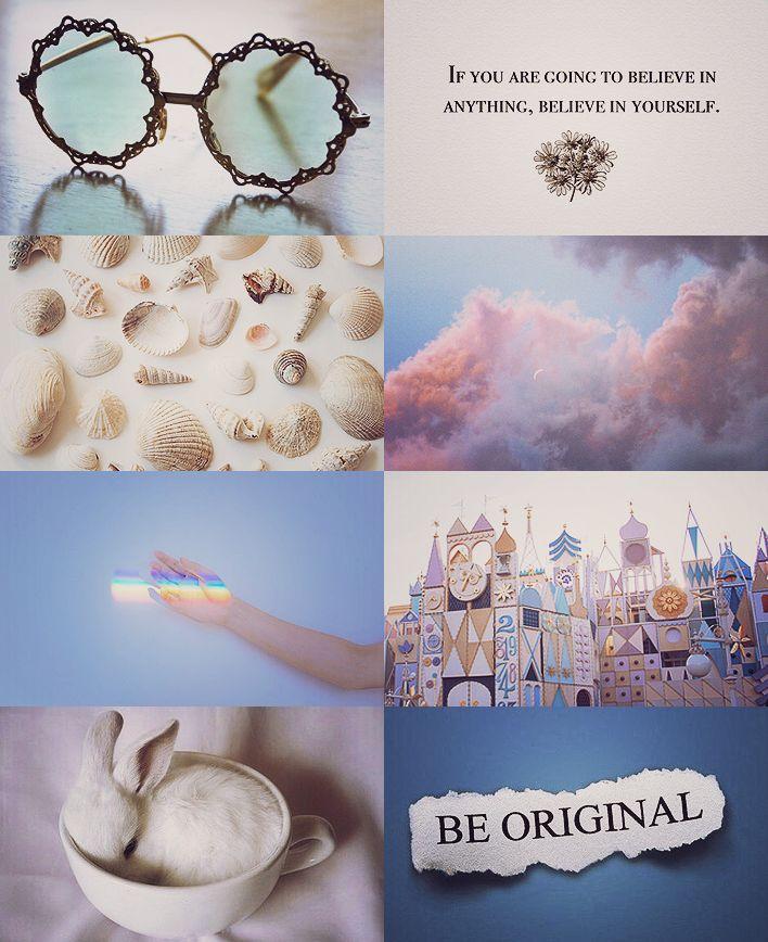 Luna Lovegood aesthetic.