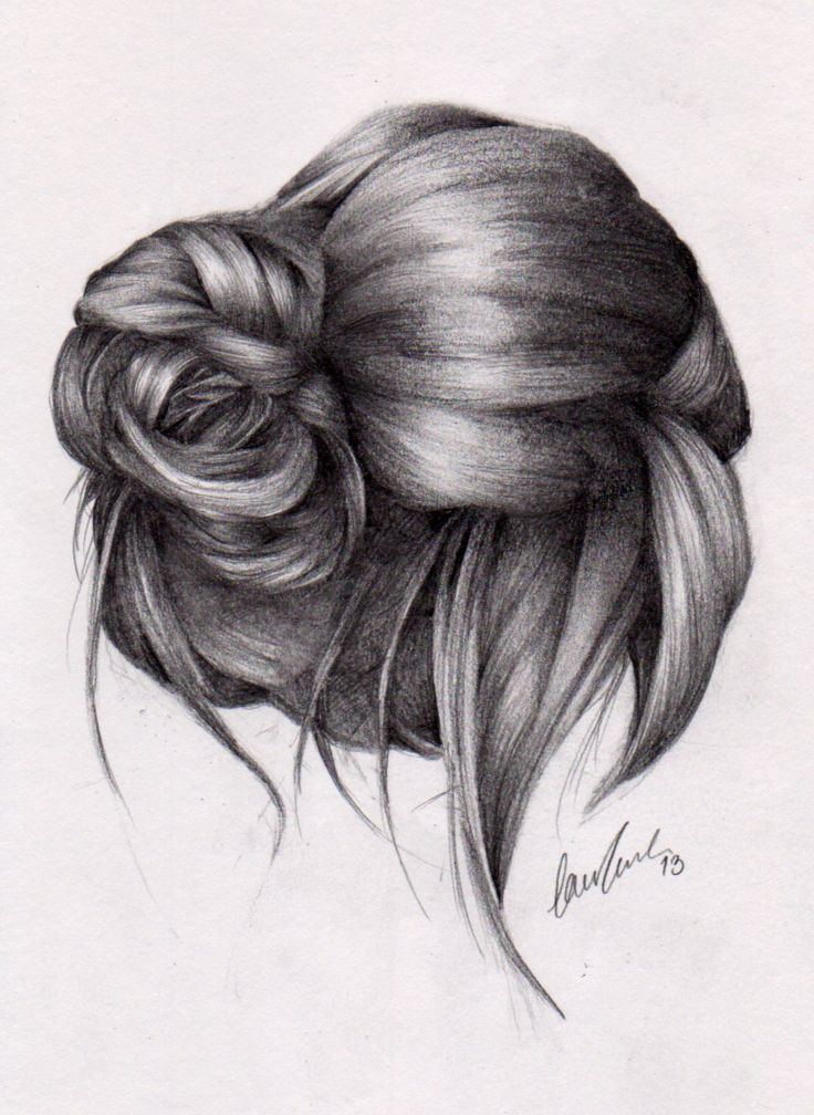 Drawing Front View Ponytails Google Search Fashion Illustration Pinterest Drawings