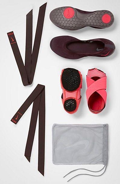 "Nike ""Studio Wrap"" Pack Fitness Footgear in my article ......  Cool Fitness Gear (Part 1)"