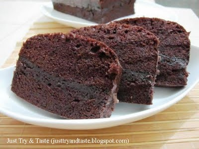 Just Try & Taste: Brownies Kukus