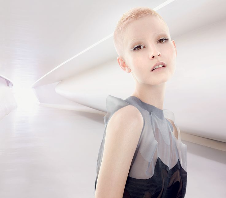 Distilled Pink using Blondor Freelights and Instamatic shades by Color Touch. Distilled Collection #SS15, #TrendVision