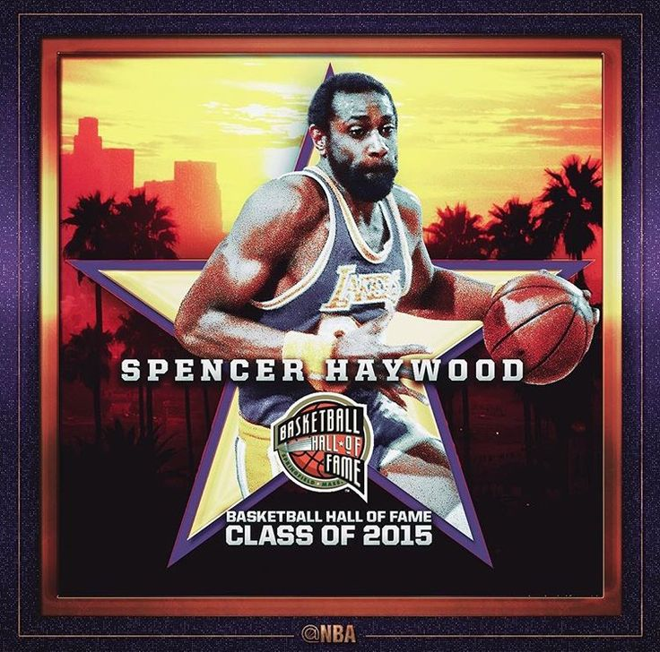 Congrats to Spencer Haywood #HallOfFame