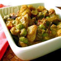 Vegan Potato Curry @ allrecipes.com.au