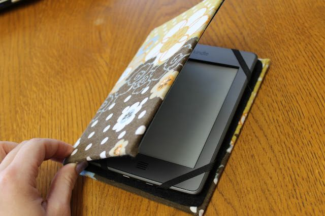 DIY Kindle Case
