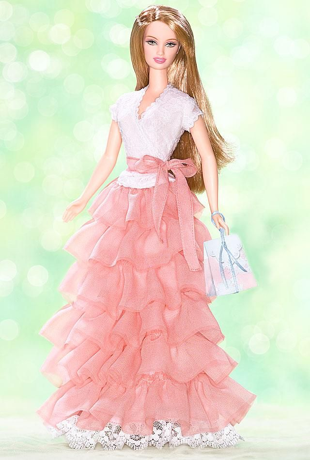 Birthday Wishes™ Barbie® Doll 2005 | Barbie Collector