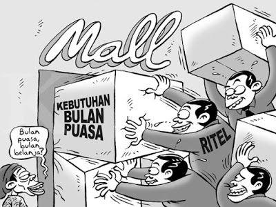 "Kartun Benny, Kontan - Mei 2016: ""Kebutuhan"" Jelang Puasa"