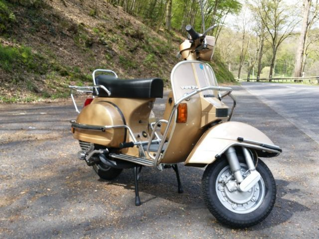 14 best vespa px 200 gs weltrekord images on pinterest. Black Bedroom Furniture Sets. Home Design Ideas