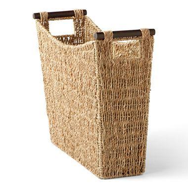 Michael Graves Design Magazine Storage Basket   Jcpenney