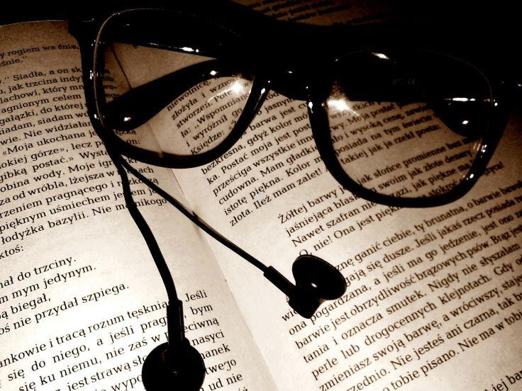 Zaczytana,zasłuchana
