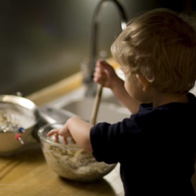 Cooking with Children <3: