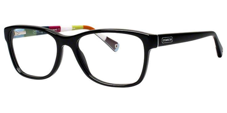 HC6013 JULAYNE: Shop Coach Square Eyeglasses at LensCrafters