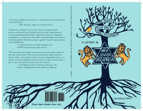 The direct connection between front and back of the book cover is the feature of this cover sheet design. As the image above has shown the front side and the back side of the book has a significant corrolation because the root of the tree has spread to the back side of the novel. This design technique could let the viewers continue to read the information located at back side of the book more easily as the image has also connected to the back side.